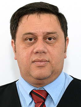 Foto do professor
